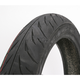 Front HF918 90/90H-18 Blackwall Tire - 25-91818-90