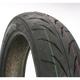 Rear HF918 110/90H-18 Blackwall Tire - 25-91818-110