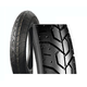 Front ML17 110/100J-12 Blackwall Scooter Tires - 284556