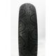 Front Conti Milestone 130/90H-16 Wide White Sidewall Tire - 02480200000