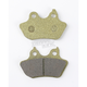 Gold Plus Organic Brake Pads - 7196-GPLUS