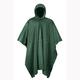 Forest Green PVC Rain Poncho - 51-112FG