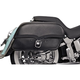 Jumbo Midnight Express Drifter Slant Throw-Over Saddlebags - X02-02-052
