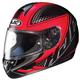 Black/Red/Black Voltage CL-16 Helmet