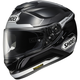 Black/Silver GT-Air Journey TC-5 Full Face Helmet