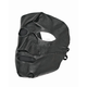 Black Leather Face Mask - 271