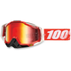 Red Racecraft Fire Goggles - 50110-003-02