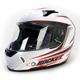 White/Black/Red MC-10 R1000X Lithium Helmet