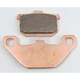 Double-H Sintered Metal Brake Pads - FA85HH