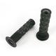 Black/Gray 930 ATV Grips - 930GYBKOE