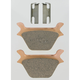 Double H Sintered Brake Pads - FA200HH