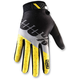 Yellow/Black Ridefit Max Gloves