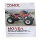 Honda TRX250X/TRX300EX Repair Manual - M456-4
