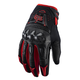 Red/Black Gloves