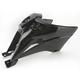 Black Radiator Shrouds - KA04716-001