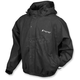 Black Pro Action™ Rain Jacket