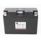 Shorai Xtreme-Rate 12-Volt LifePo4 LFX Lithium Battery - LFX18A1-BS12