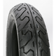 Front S11 Spitfire 130/90H-16 Blackwall Tire - 006203
