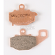 Double-H Sintered Metal Brake Pads - FA192HH