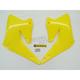 Yellow Radiator Shrouds - 2043780231