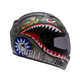 Vortex Flying Tiger Helmet - Convertible To Snow
