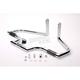 The Linbar Chrome Highway Bar w/O-Ring Footrests - 112-1