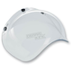 Clear 3-Snap Bubble Shield - BV-CLR-00-SD