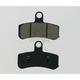 Z+ Brake Pads - 7256-ZPLUS