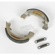 XCR Sintered Metal Brake Shoes - 1723-0006