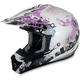 Youth Pink Stunt FX-17 Helmet