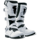 White Ratchet Boots