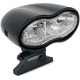 Gloss Black Wave Headlight - 2001-0418