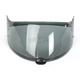 Dark Smoke Anti-Scratch Pinlock Shield - 0917-9405-00