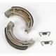XCR Sintered Metal Brake Shoes - 1723-0016