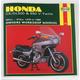 Motorcycle Repair Manual - 442