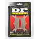 Standard Sintered Metal Brake Pads - DP932