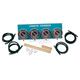 Carburetor Synchronizers - 4 Carb Set - 3804-0005
