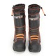 Black/Orange Unisex Excursion Boots