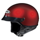 CS-2N Wine Half Helmet
