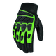 Green Hooligan Gloves