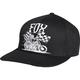 Black Lickety Split Hat - 01390-001-OS