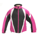 Womens Pink/Black Storm Jacket