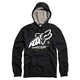 Black Constant Shift Hoody