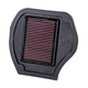 Factory-Style Washable/High Flow Air Filter - YA-7007