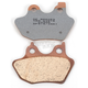 Sintered Metal Brake Pads - DP918