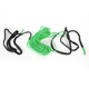 Green Synthetic 50 Ft. Winch Cable - 4505-0501