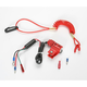 Normally Closed Red Tether Kill Switch - GK1011NC