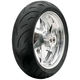 Rear Qualifier 190/55ZR-17 Blackwall Tire - 32AB-65