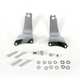 Fixed Tall Mounting Plates for the Multi-Purpose Driver and Passenger Backrest - 1666