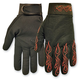 Red Flames Mechanics Gloves